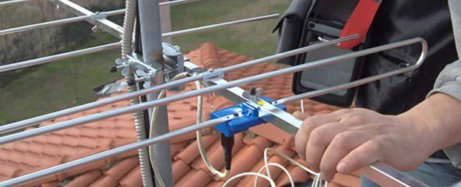 tv antenna installation cost