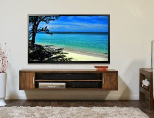 Organising TV Wall Mount Installation Gold Coast